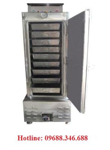 Tủ hấp cơm gas và điện 30kg