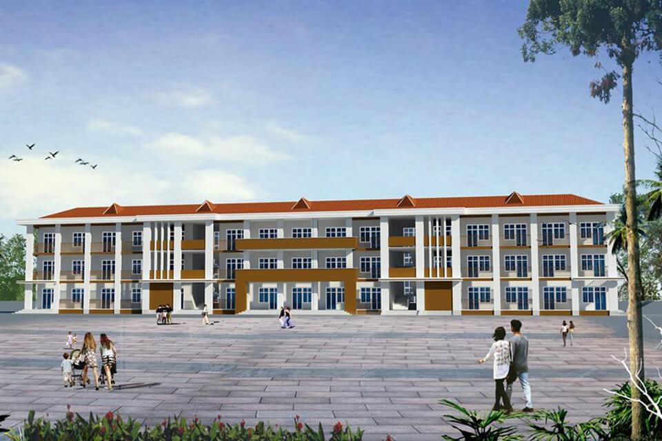 Trường Học - Bệnh Viện