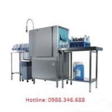 Máy rửa chén công nghiệp băng chuyền str155