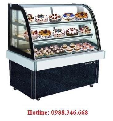 Tủ trưng bày bánh lạnh berjaya