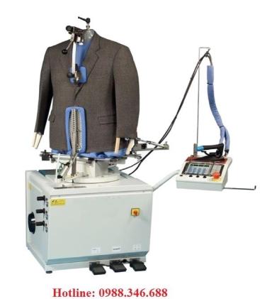 Máy ủi áo vest