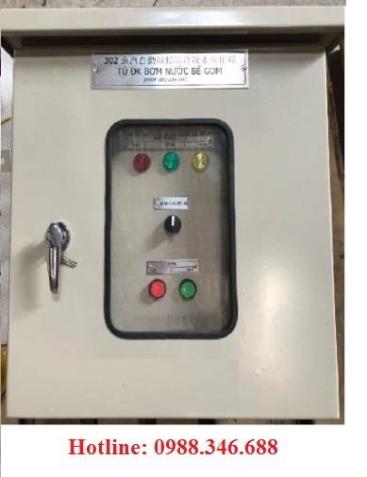 Tủ điều khiển inox